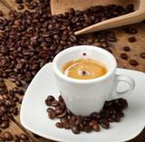 Una goccia di caffè