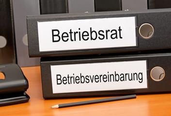 Betriebsrat und Betriebsvereinbarungen