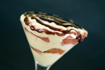 Grifle in cup - zuppa inglese