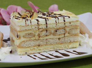 Kuchenschnitte