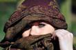 girl with arabic headscarf