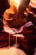 Leinwandbild Motiv Antelope canyon