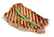 Griddled Sirloin Beef Steak