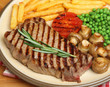 Sirloin Beef Steak Dinner