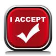 I ACCEPT ICON