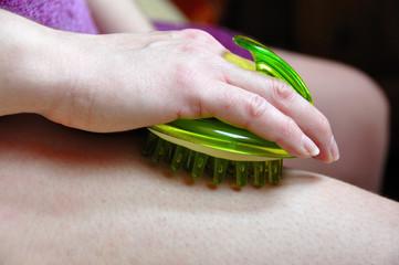 Massages Anti-cellulite