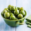 Green Sant Agostino Olives