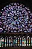 vitraux de notre dame de Paris