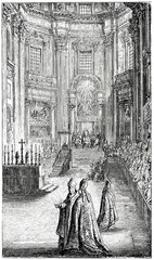 Shows the First Vatican Council