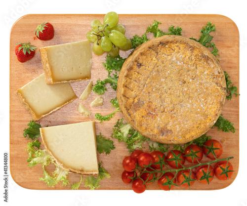Formaggio italiano, formaggio di Fossa