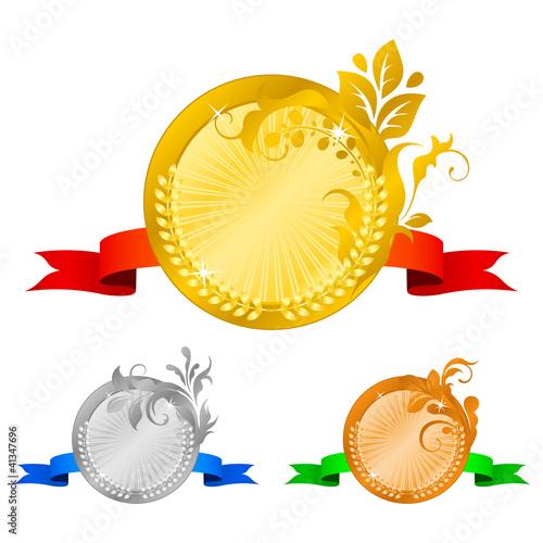 Medals set 4