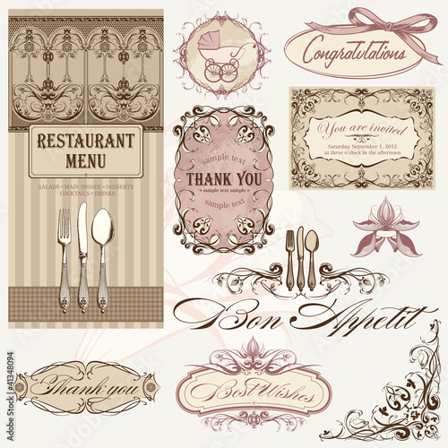 vintage-ramek-i-dekoracji