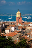 St.Tropez on the Cote d'Azur