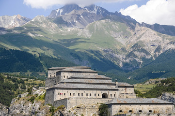 Fortress near Modane