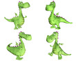 Green Dragon Pack - 1of3