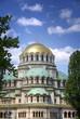 Alexander Nevski Cathedral in Sofia, Bulgaria