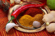 Gewürze und Zutaten der asiatischen Küche