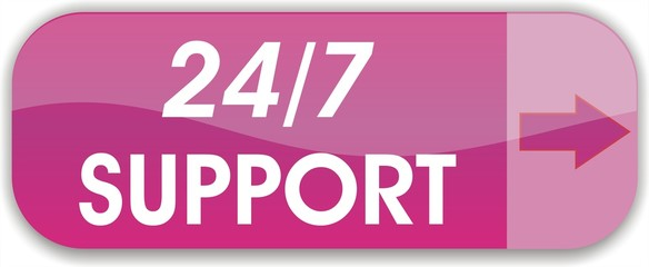 bouton 24/7 support
