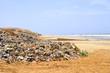 Illegale Müllentsorgung am Strand