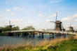 dutch windmills area