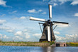 windmills in Netherlands