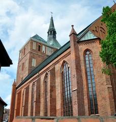 Kołobrzeg  - centrum, Bazylika Konkatedralna