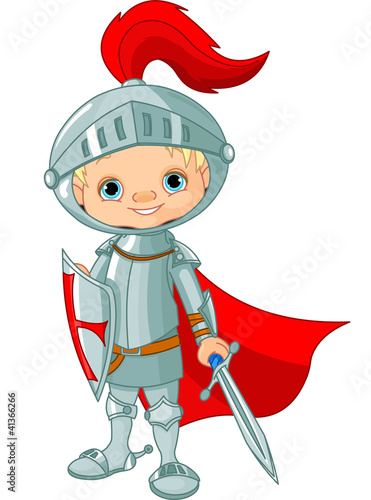 Papiers peints Super heros Medieval knight