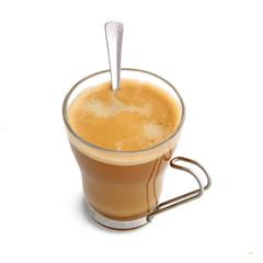 Tasse de café au lait