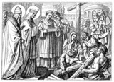 Finding the True Cross (Sts. Helena and Macarius of Jerusalem)