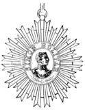 Medal of Distinction Bust of the Liberator (Venezuela, 1854) poster
