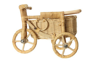 Miniature  Basket Tricycle