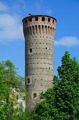 Torre circolare maestra di Priero (Cn)