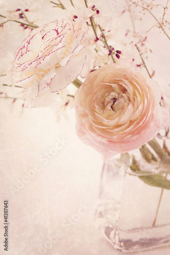 Papiers peints Lilac Ranunculus flowers