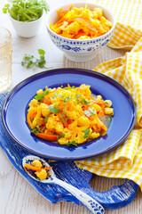 Cauliflower with Saffron