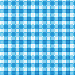 Pattern picnic tablecloth vector