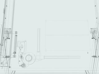 tecnigrafo architettura disegno