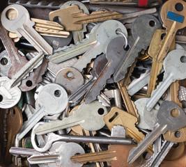 keys background