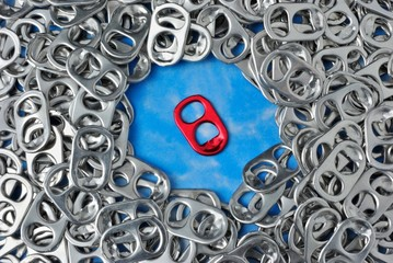 """""""Linguette"""" in alluminio"""