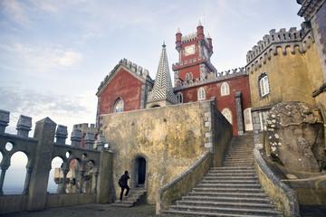 Palacio de Pina, in Sintra, Portugal