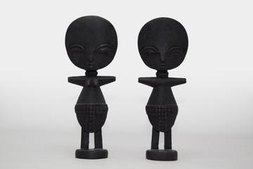 statua fertilità africana