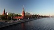 Moscow, Red Square, a summer day