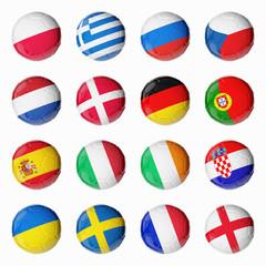 Soccer Euro 2012