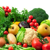 fresh fruits and vegetables - 41402060