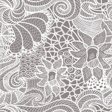 Fototapety Hand drawn seamless pattern