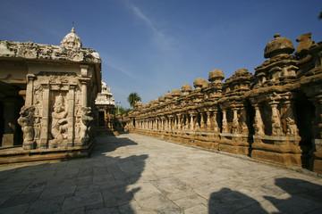 Kailasanathar Temple , Kanchipuram, Tamil Nadu