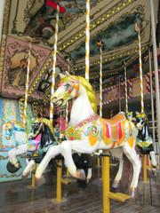 Carousel Horses in Malaysia