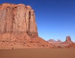 géologie de monument valley