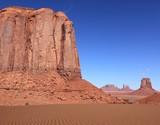 géologie de monument valley
