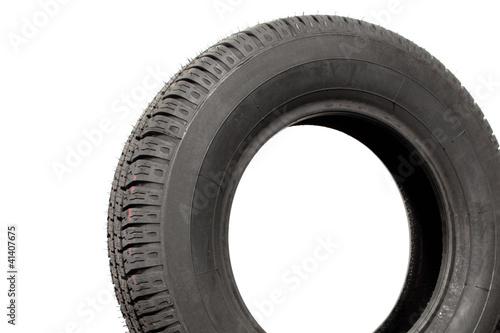 Single tire