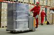 Warehousing - people at work